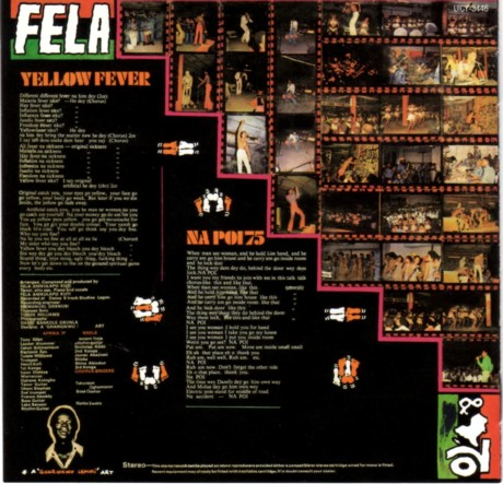 Fela Kuti Yellow Fever2