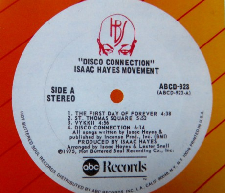 isaac hayes disco connection 5