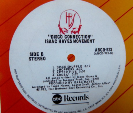 isaac hayes disco connection 6