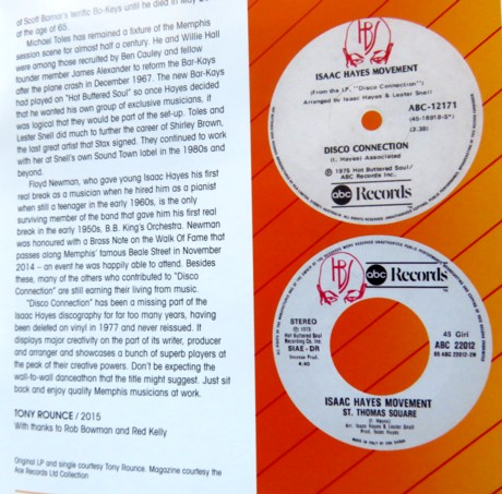 isaac hayes disco connection 9