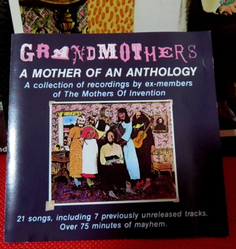 Grandmothers CD