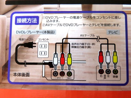 TMI DVDプレーヤー CDダイレクト録音機能付 KDV-0017