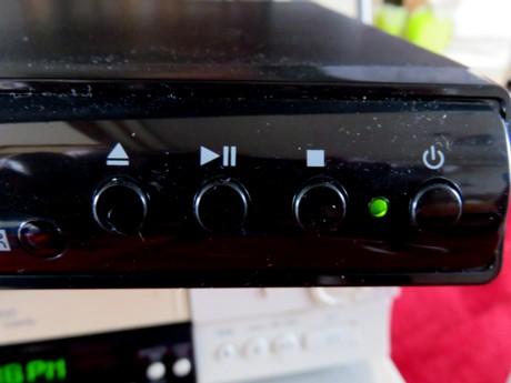 TMI DVDプレーヤー CDダイレクト録音機能付 KDV-00112