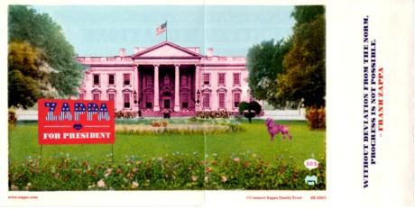 zappa for president 2