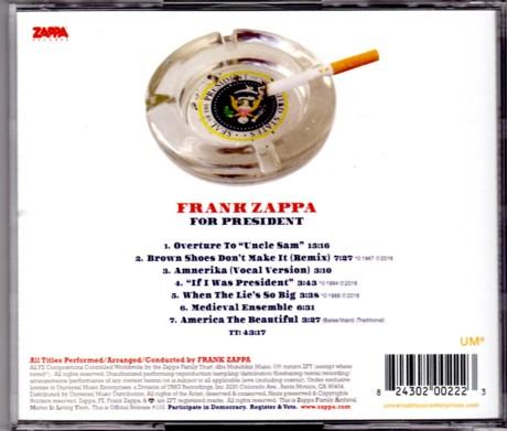 zappa for president 6