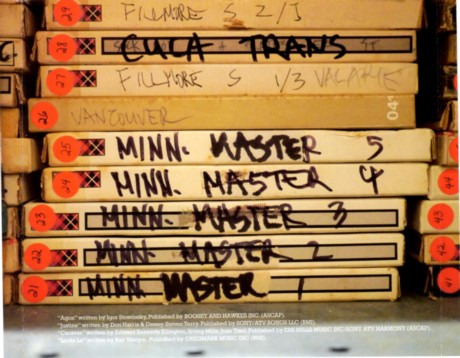 Frank Zappa road tapes3 6