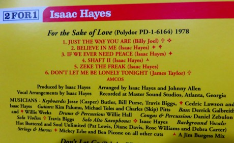for the sake love isaac hayes (10).JPG