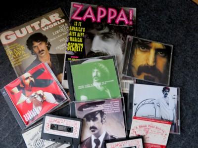 zappa live in japan