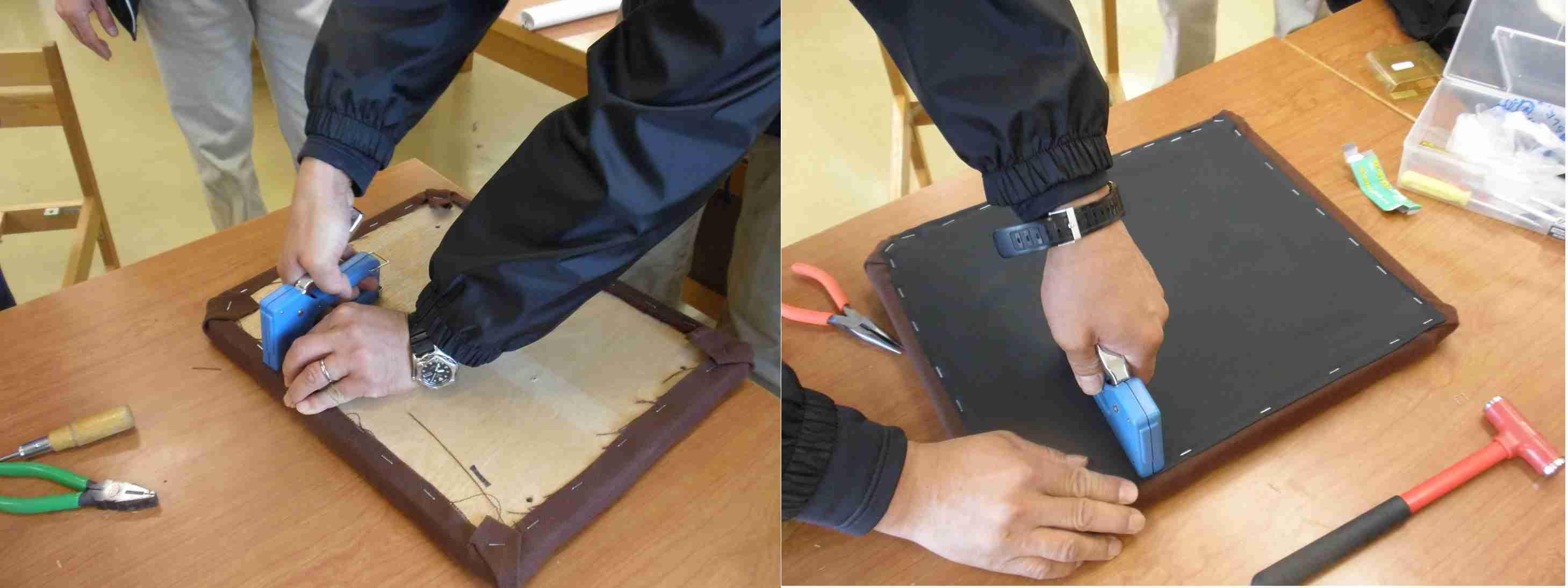 いすの修繕5