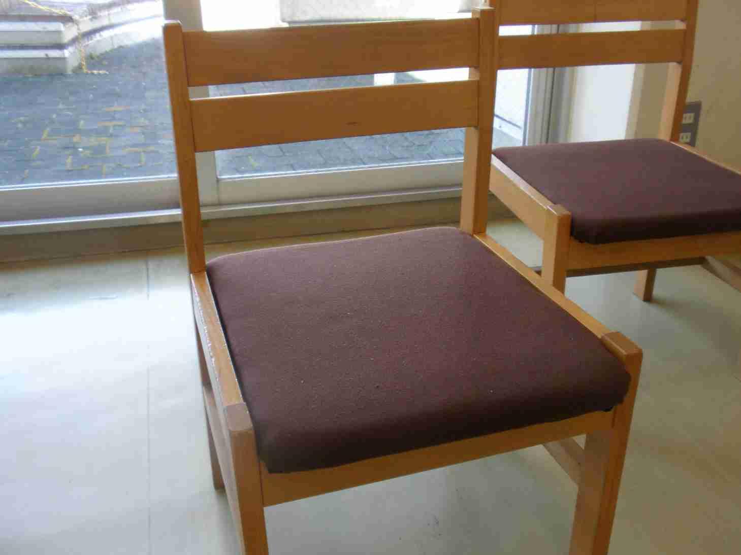 いすの修繕6