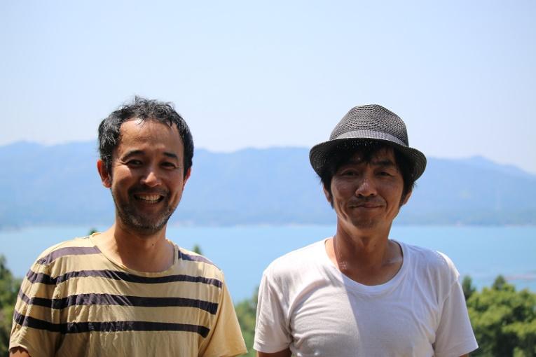 田口さんと松崎