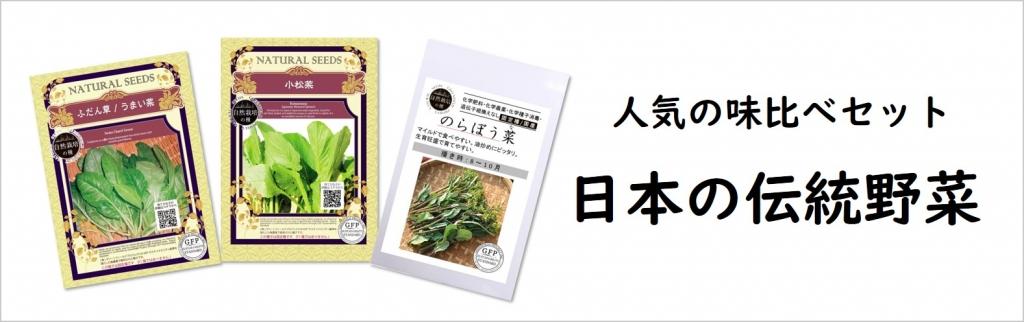 伝統野菜の種セット