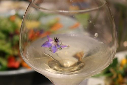 ボリジの白ワイン