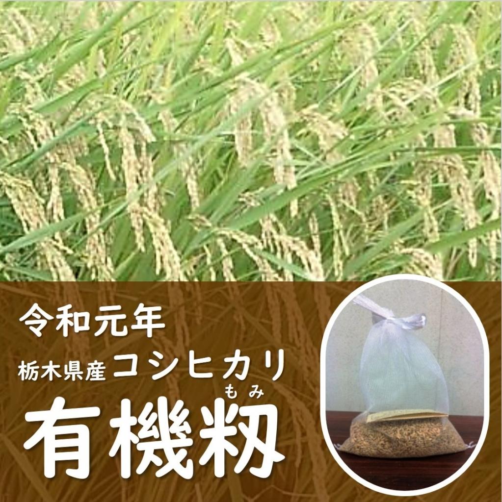 バケツで米作り