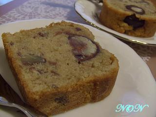 渋皮煮ケーキ2