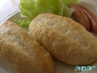 オリーブパン1