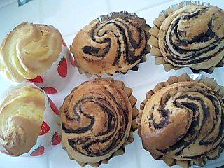 折込パン2種