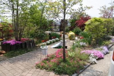 4月30日の庭