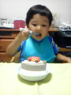 カーズのアイスケーキ☆