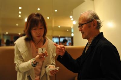 山本光輝先生と並木先生