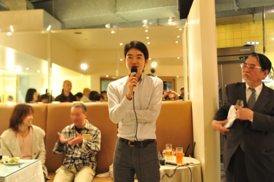 森田真文先生