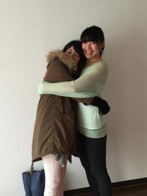 ハグ!Ryoko&モル