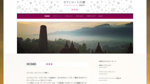 見崎幸子 homepage画像