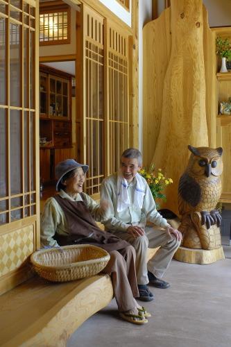いくつになっても、住まいにスマイルを。|大分県日田市上津江の提案型モデルハウス
