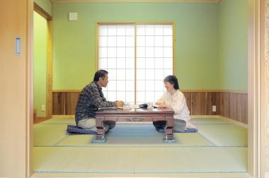 落ち着いた雰囲気の和室|佐賀県鳥栖市 S様邸(二階建て)|木造りの家フォーユーお客様の声