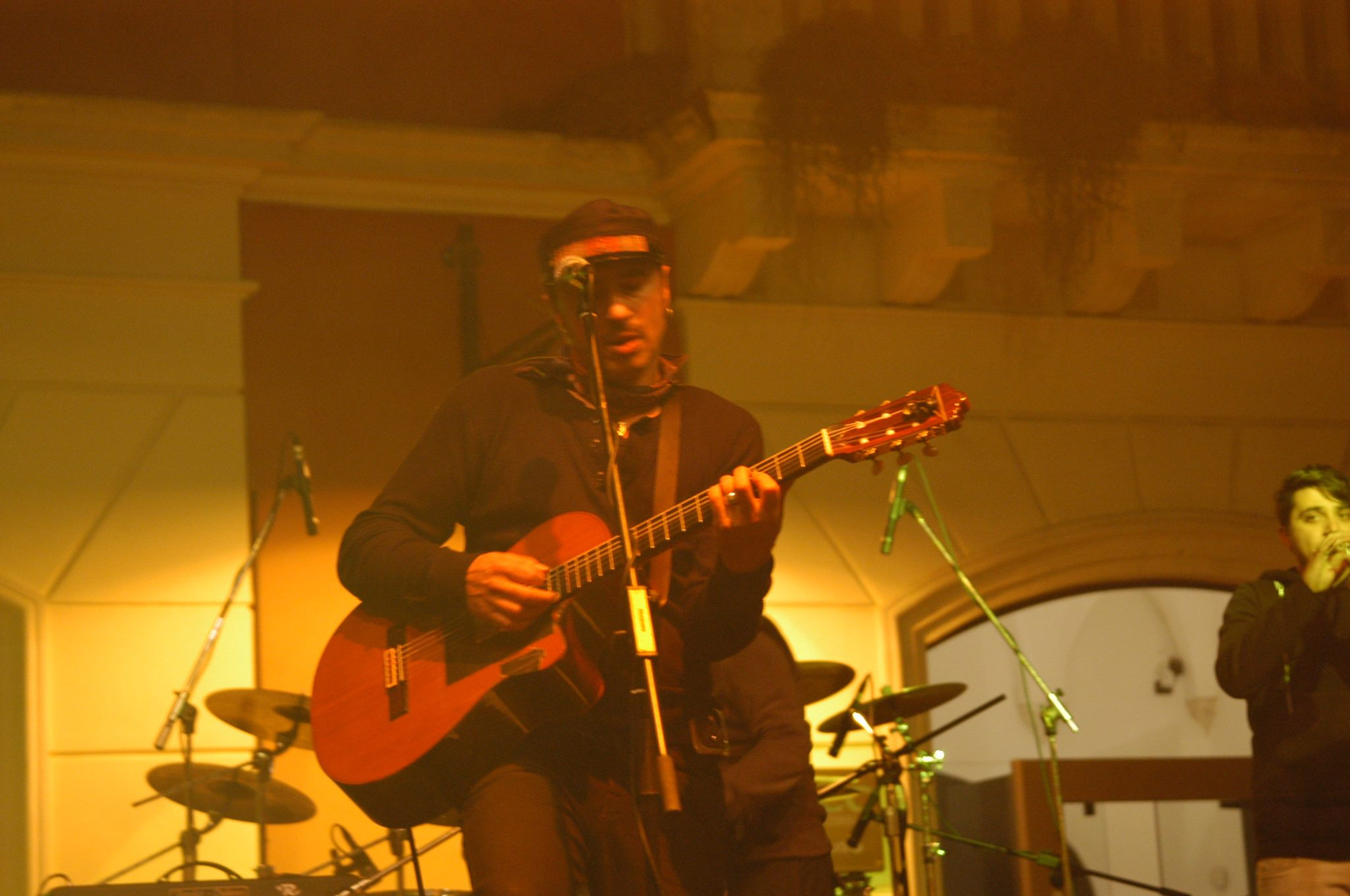 Luca Morino (Mau Mau) wearing So MELLOW