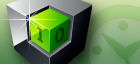 DB2 10 ロゴ