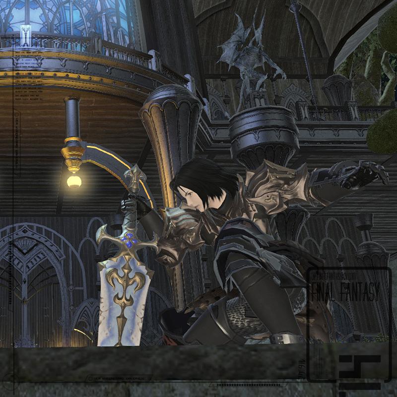 FFXIV Heavy Allagan Armor