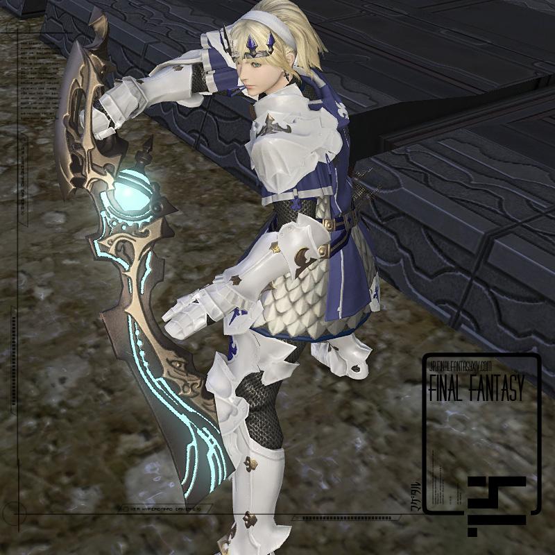 FFXIV Allagan High Blade