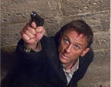 【映画】過激なアクション満載!「007」新作邦題は、20年ぶりの漢字「慰めの報酬」