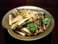 日野菜炒め