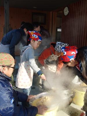 2012年味噌づくり3