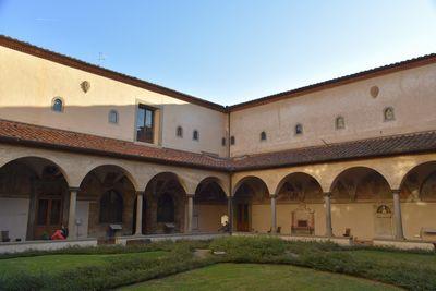 サンマルコ修道院 イタリア バリアフリー旅行 しゃらく旅倶楽部 撮影 小倉譲