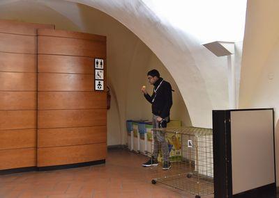 イタリア トイレ バリアフリー旅行 しゃらく旅倶楽部  小倉譲