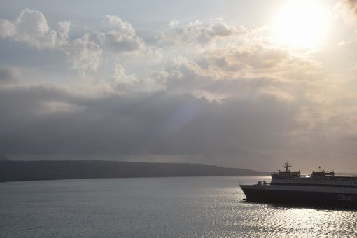 エーゲ海 ソウダ/クレタ島 バリアフリー旅行 しゃらく 小倉譲