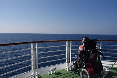 エーゲ海クルージング バリアフリー旅行 しゃらく 小倉譲