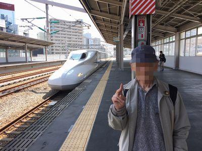 しゃらく スタッフ 新幹線
