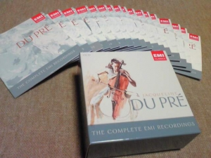 Du Pre Complete EMI Recordings