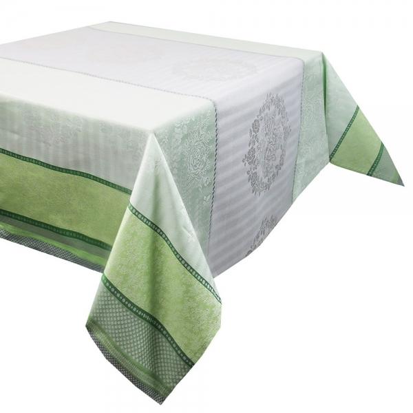 テーブルクロス ライトグリーン