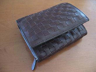 無印のお財布