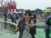 川越祭り女性