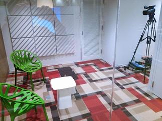 動画撮影スタジオ