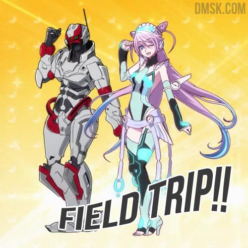 Field Trip!!