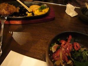 椿食堂というところ