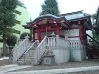 七倉神社お社