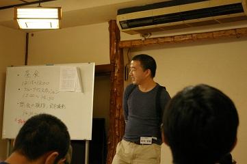 座談舩坂先生